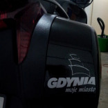Honda - mój motocykl; Gdynia - moje miasto