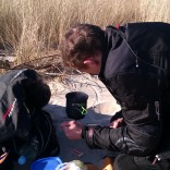 zapach kawy na plaży --- bosko :)